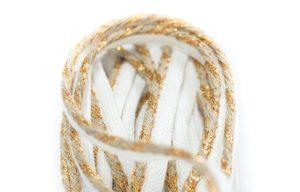 Passepoil en fibre naturelle